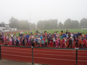 Sportfest Eröffnung